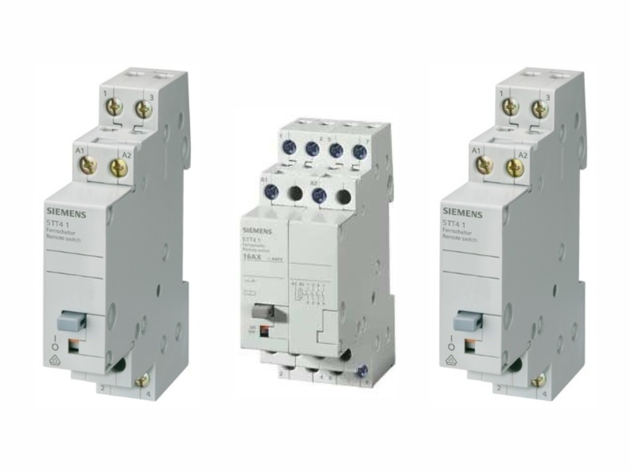 Remote Control Switches for Current Impulse