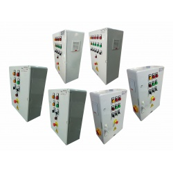Frequency Controlled Electrical Panels