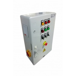Frequency Controlled Pump Electrical Panel 2 Group - Eco Series