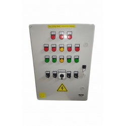 Hydrophore Pump Electrical Panels 4 Group