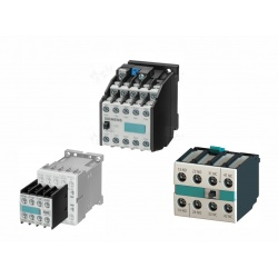 Contactor Accessories and Auxiliary Contact Blocks