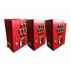 Fire Pump Electrical Panels
